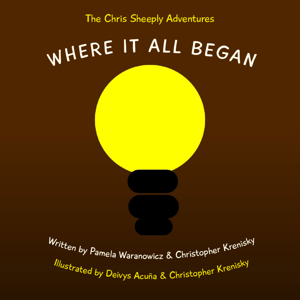 The Chris Sheeply Adventures: Where It All Began Author Interview