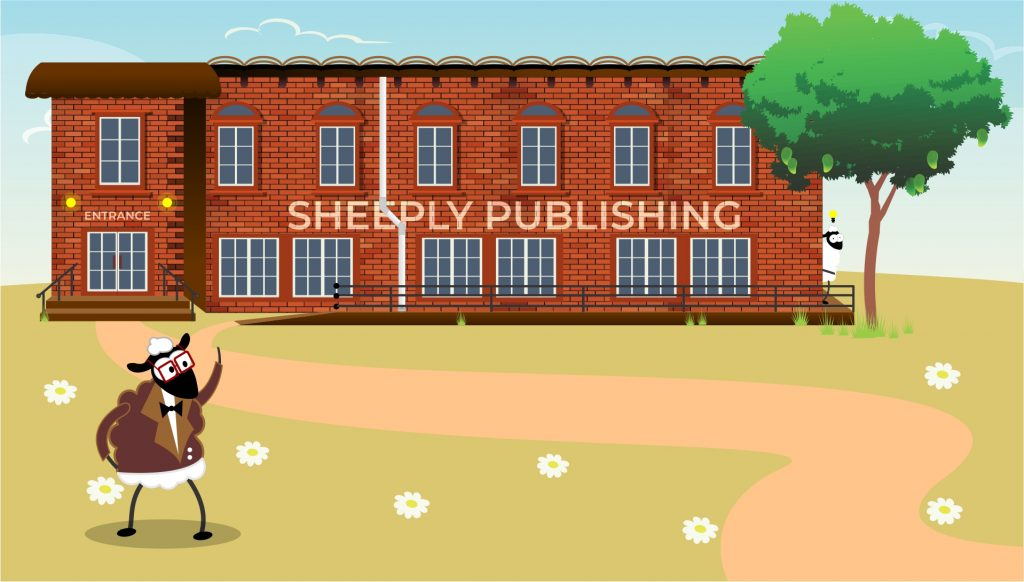 What is Sheeply Publishing all about?